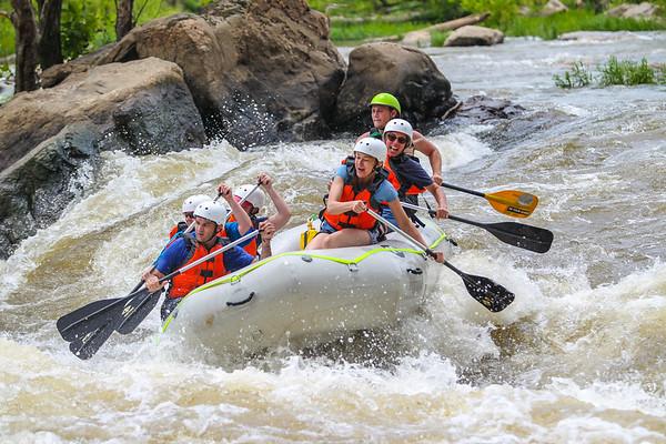 River City Adventures 7-3-15 Morning Trip