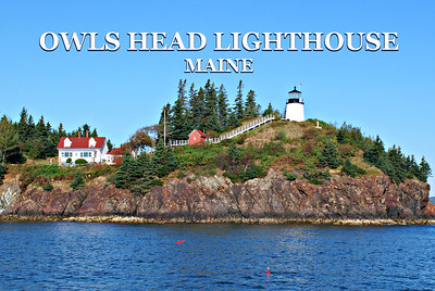 Owls Head Lighthouse, Maine
