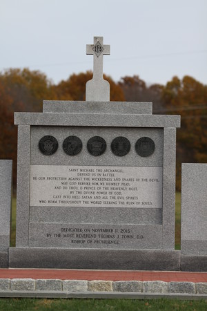 Veterans Monument Resurrection Cemetery