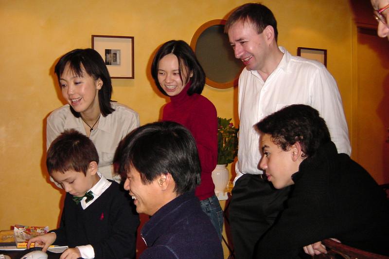 2002 12/31: New Year's Eve at the Kopriwa's