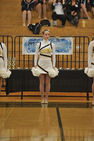 7. Lutheran High North - Small Varsity Dance Tech Pom