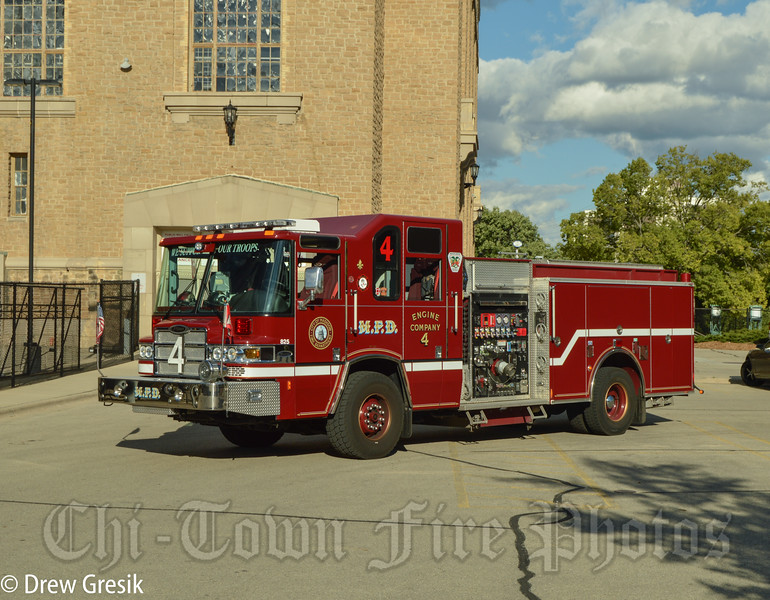 Out of State Fire Apparatus