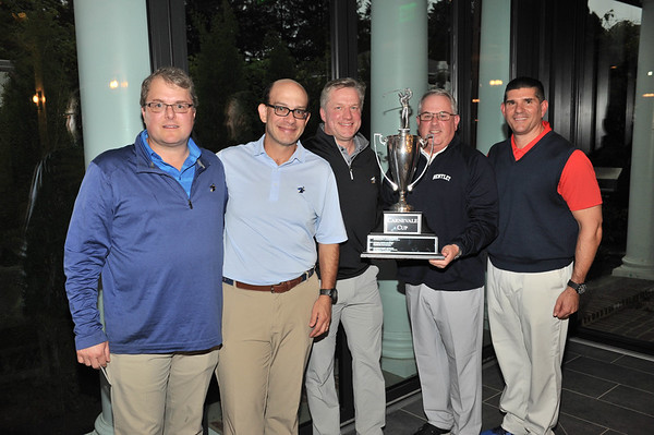 Brother Linus, C.F.X. and John Carnevale '81 Scholarship Golf Tournament