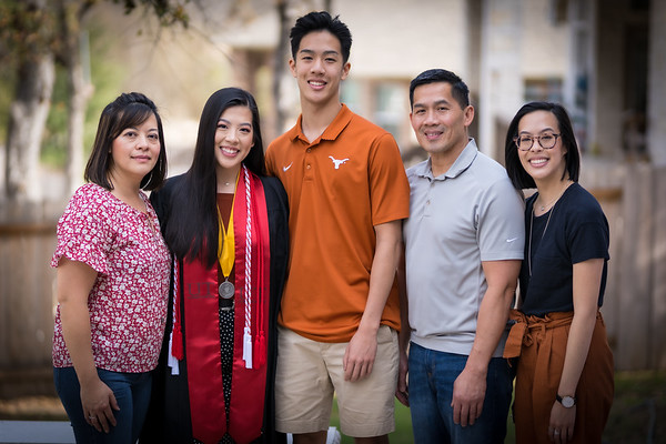 Emilie's University of Texas Graduation