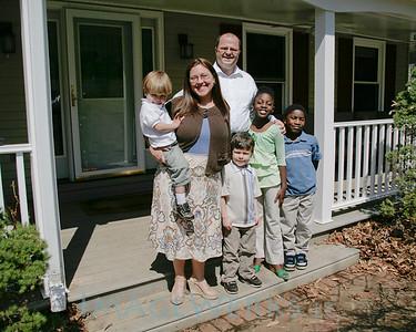 marty nohe family