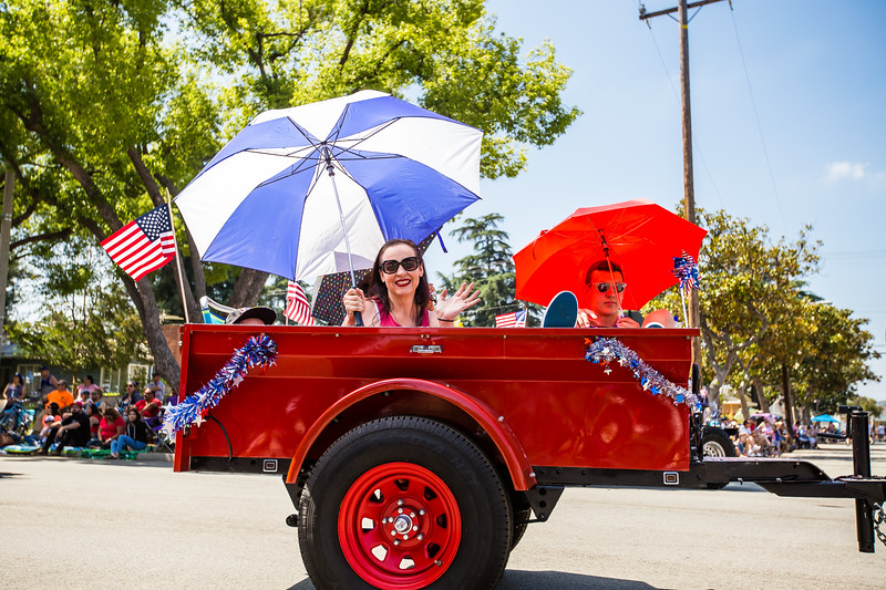 City of LaVerne 4th of July Parade 2019
