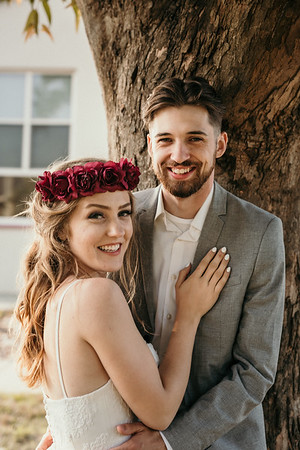 Cassandra & Tyler (W)