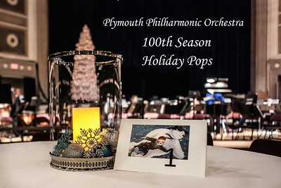 100th Season Holiday Pops  12/12/15