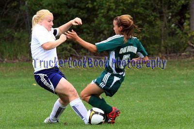 2008 Girls Soccer / Oak Harbor