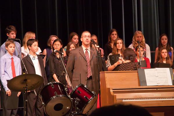 BMS Band/Chorus 2009-10 School Year