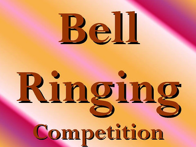 Bell Ringing Competition