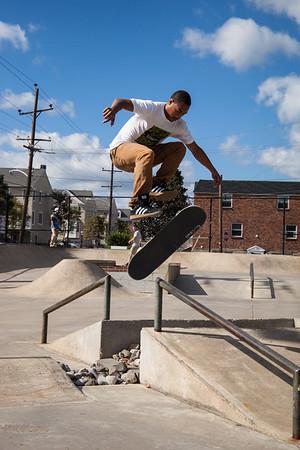 Alston Ambler Skate Park