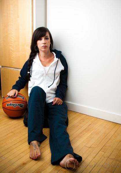Kaley Yerman Basketball Set
