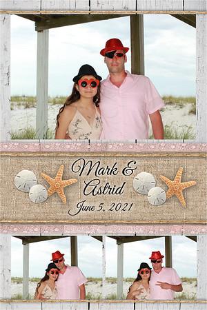 Mark & Astrid's Wedding 6-5-2021