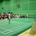 U16 Girls Singles - First Game - Last Point.avi