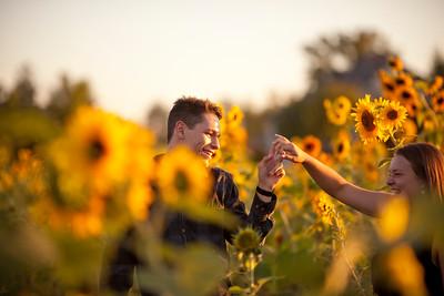 Skylar Sunflowers 2018