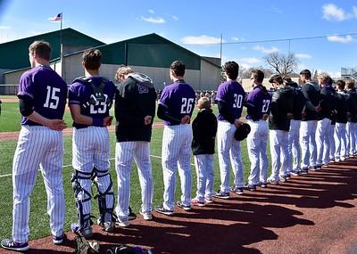 B1G Ten Baseball - Northwestern v. Maryland  (Evanston, IL)