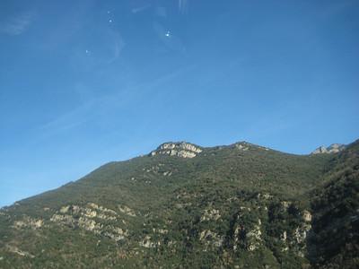 PUIGCERDA, SPAIN, DECEMBER 2012