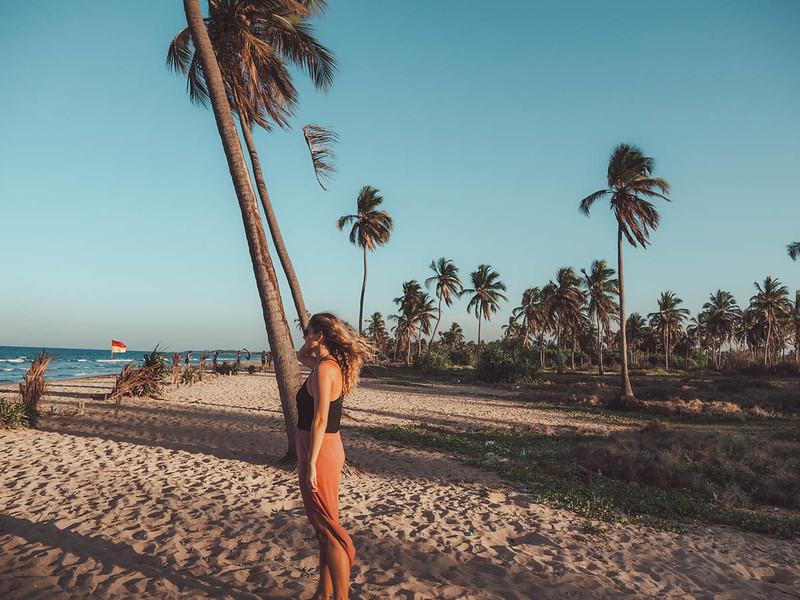 Trinconmalee Beach- Sri Lanka Itinerary