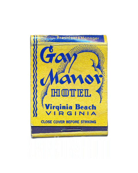 Gay Manor Hotel