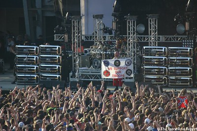 Five Finger Death Punch @ Rock on the Range 2012