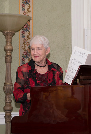 Christmas Concert Shirley Wang @ Higgin's House 12-16-18