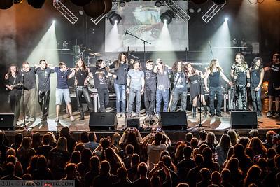 2014.05.31. - EU Power Metal Festival a Barba Negrában