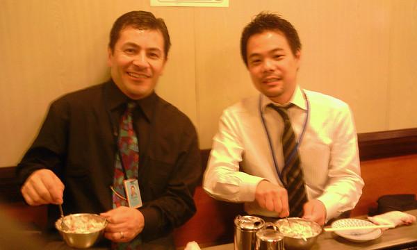 2011/04 - Rudy in Japan