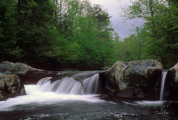 Smoky Mountain Waterfalls and Cascades