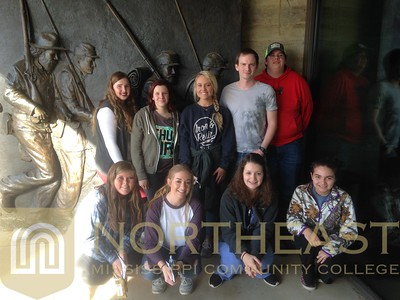 2017-11-14 HIS History Class at Interpretive Center in Corinth