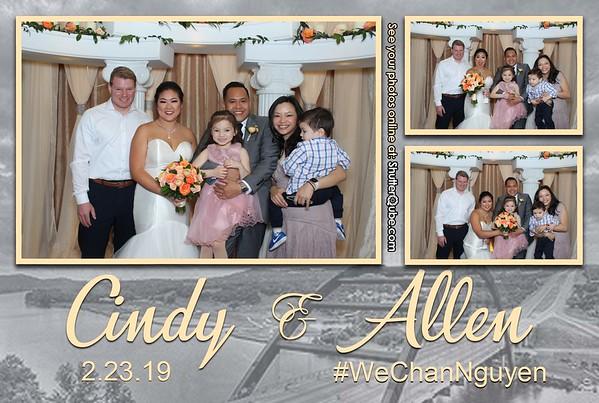 Cindy & Allen  1-12-2019