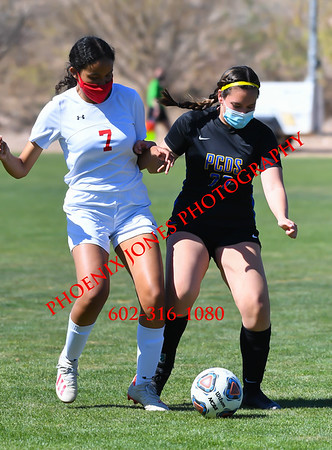 3-6-2021 - PCDS v Page - Girls Soccer