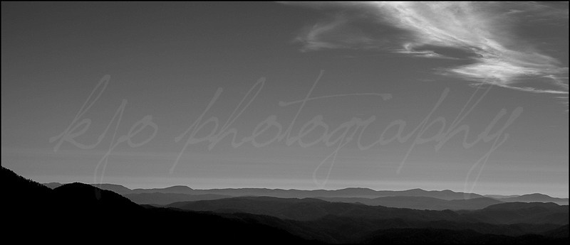 The scenic High Country of North Carolina