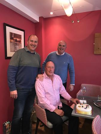 Stewart, Simon & Rob's Birthday Celebration 11/17
