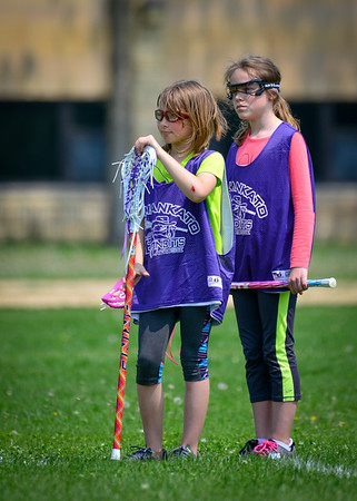 Mankato Lacrosse Girls Practice