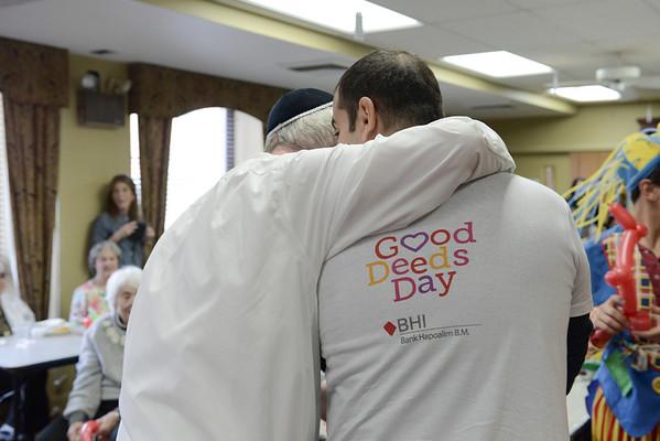 BHI - Good Deeds Day 2014