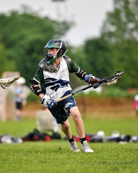 Junior Mustang Lacrosse