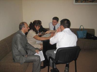 Cyber Diplomacy Course - Azerbaijan Diplomatic Academy, Baku, 17-18 June
