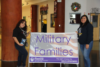 Military Families Holiday Photos