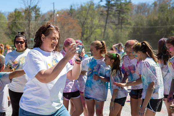 Color Run.... images that were never done .... :(