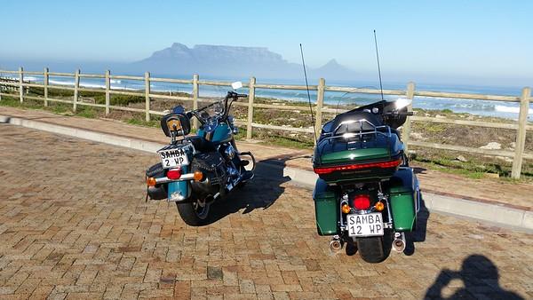 Our Bikes on tour