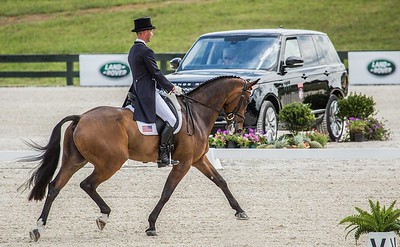 Dressage - Land Rover Great Meadows
