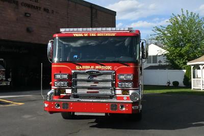 Saddle Brook N.J. New & Old Engine 2