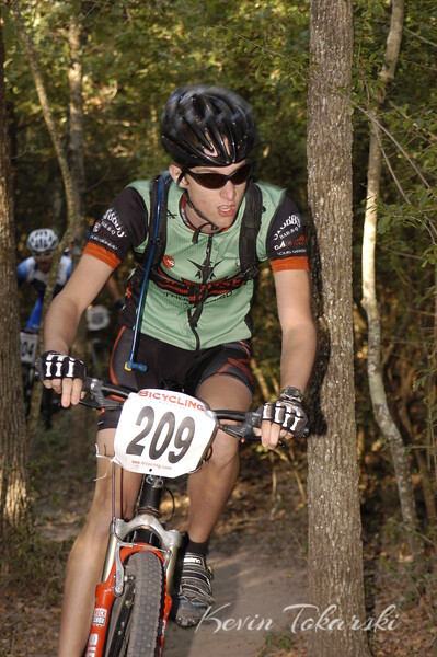 Power Pedal Mountain Bike Race, October 9, 2005, Bryan, Texas - Sport