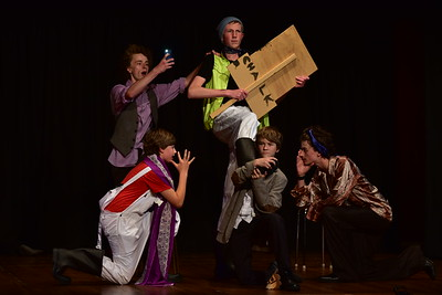 Scots College: A Midsummer Night's Dream - Act I sc ii