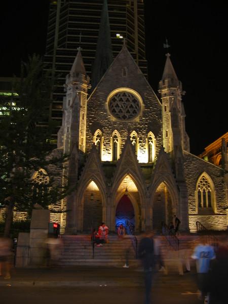 Rue St. Catherine, Montreal