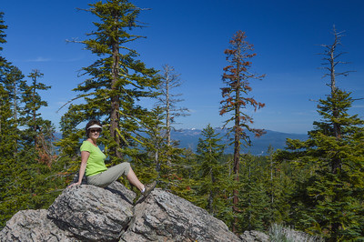 Lake Tahoe/NV - May, 2014