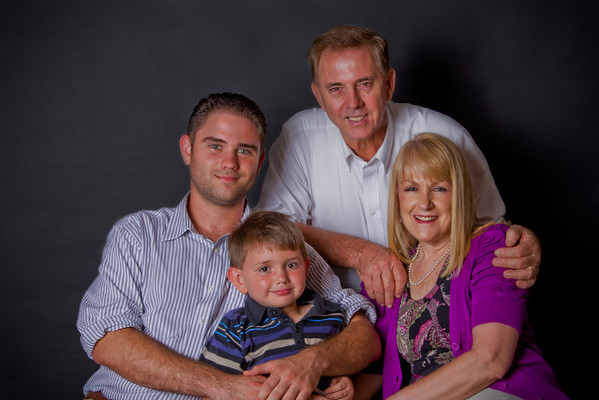 Houston Family Portraits