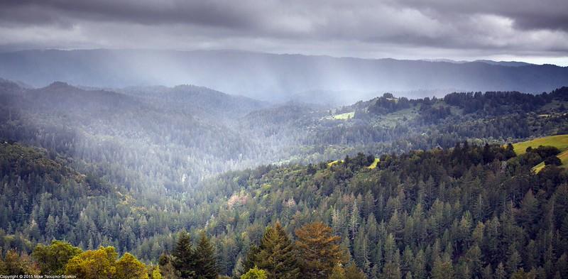 skyline ridge trail