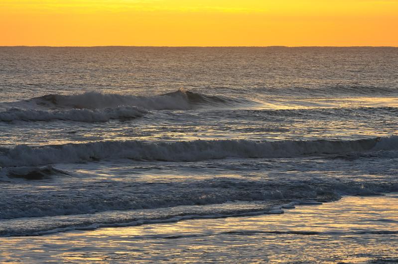 Atlantic Ocean--Playalinda Beach